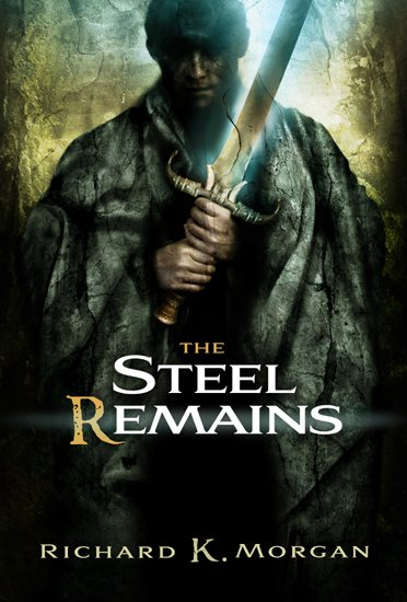 The Cover Art for the Limited Edition of The Steel Remains