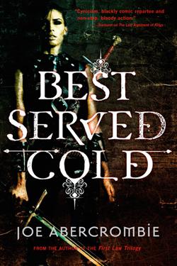 Best Served Cold Alternate Cover