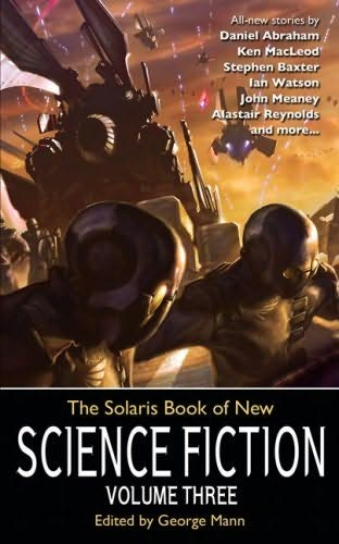 The Solaris Book of New Science Fiction, Volume 3