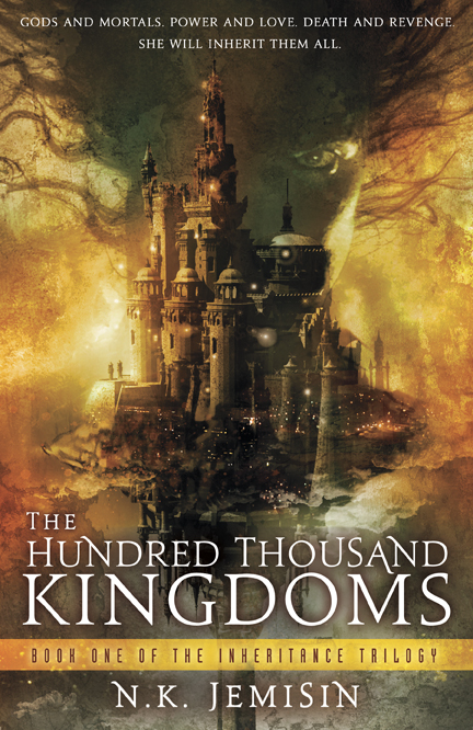The Hundred Thousand Kingdoms by J.K. Jemisin