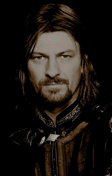 Sean Bean, cast as Ned Stark in HBO's adaptation of A GAME OF THRONES