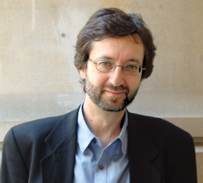 Guy Gavriel Kay, author of Under Heaven