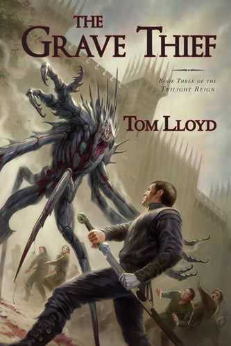 The Grave Thief by Tom Lloyd