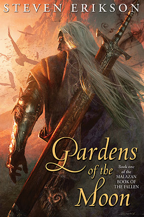 Exceptional Gardens Of The Moon By Steven Erikson