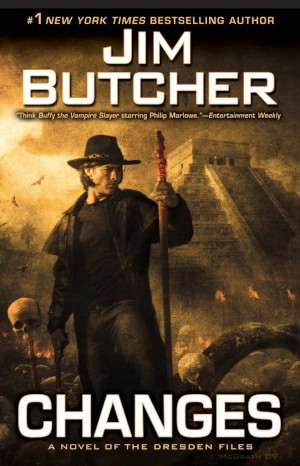 Changes, volume 12 of Jim Butcher's Dresden Files
