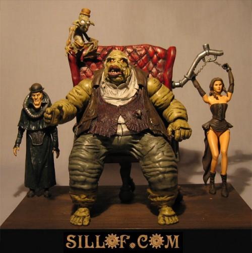 Steampunk Star Wars   Jabba's Court