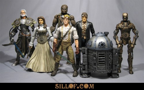 Steampunk Star Wars | Heroes