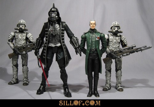 Steampunk Star Wars | Villains