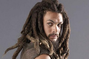 Jason Mamoa, cast at Drogo in HBO's A Game of Thrones
