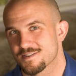 Blake Charlton, author of Spellwright