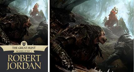 The Great Hunt by Robert Jordan (E-Book Edition)