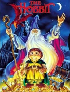 The Hobbit, the animated film