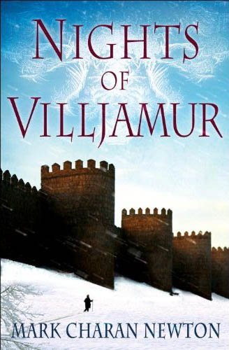Nights of Villjamur by Mark Charan Newton (US Edition)