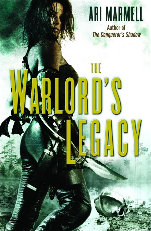 The Warlord's Legacy by Ari Marmell