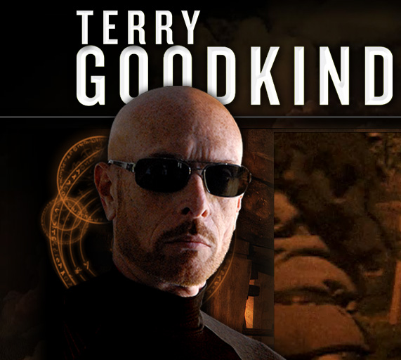 Terry Goodkind born 1948 is
