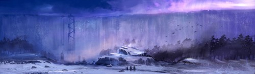Concept Art from A Game of Thrones: Genesis