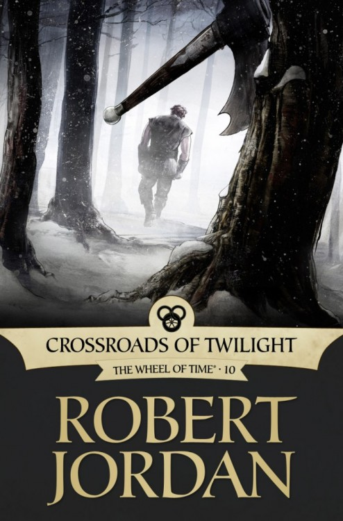 Crossroads of Twilight by Robert Jordan (eBook Edition)
