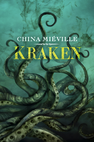 Kraken by China Mieville (Limited Edition)