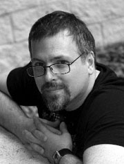 Jeff Vandermeer, World Fantasy Award Nominated author of Finch
