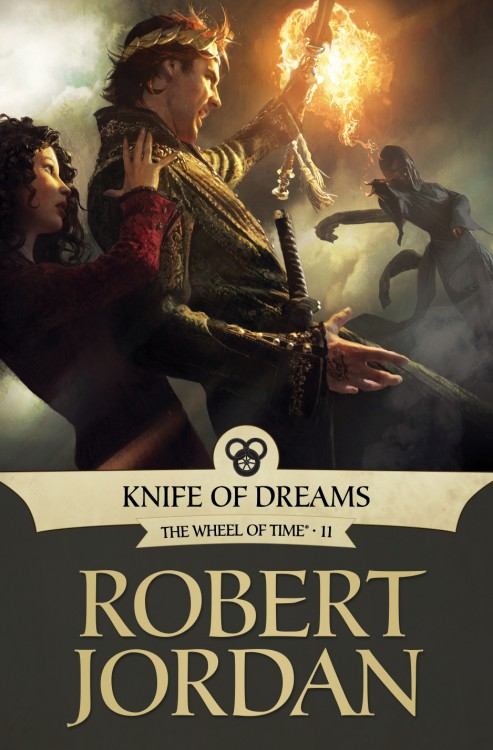 Knife of Dreams by Robert Jordan (eBook)