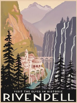 Visit the Elves in Historic Rivendell