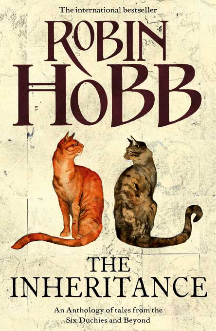 The Inheritance by Robin Hobb (UK Edition)