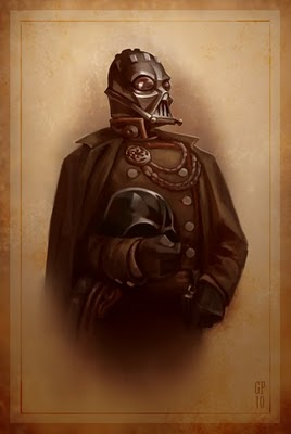 Darth Vader by Greg Peltz
