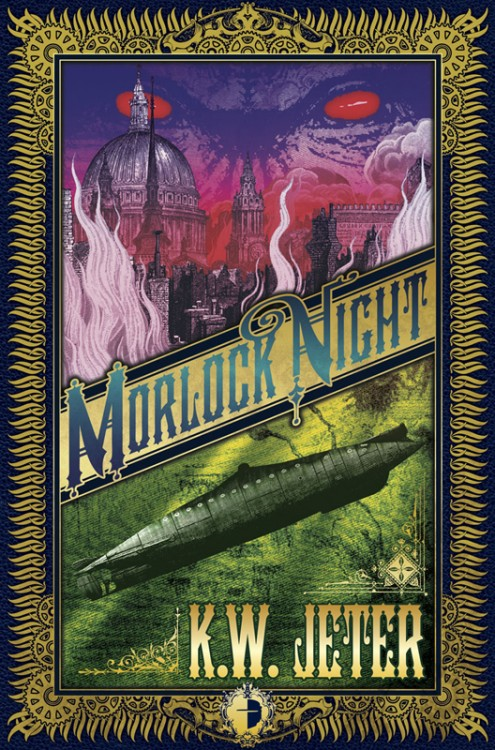 Morlock Night by KW Jeter