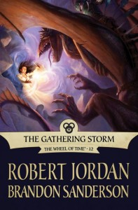The Gathering Storm by Robert Jordan and Brandon Sanderson