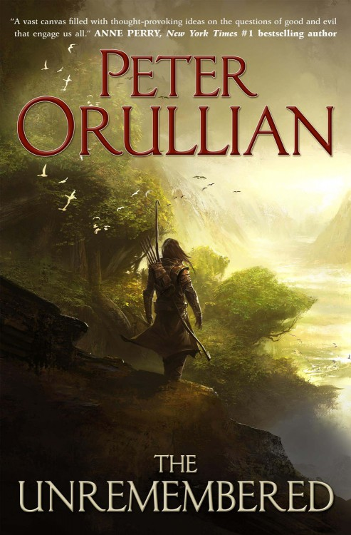 'The Unremembered' by Paul Orullian