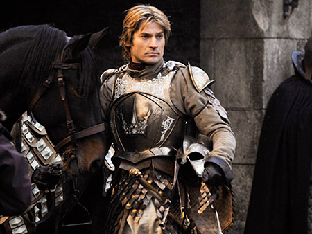 Nikloaj Coster-Waldau as Jaime Lannister - HBO'S GAME OF THRONES