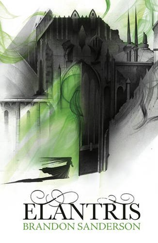 ELANTRIS by Brandon Sanderson (UK)