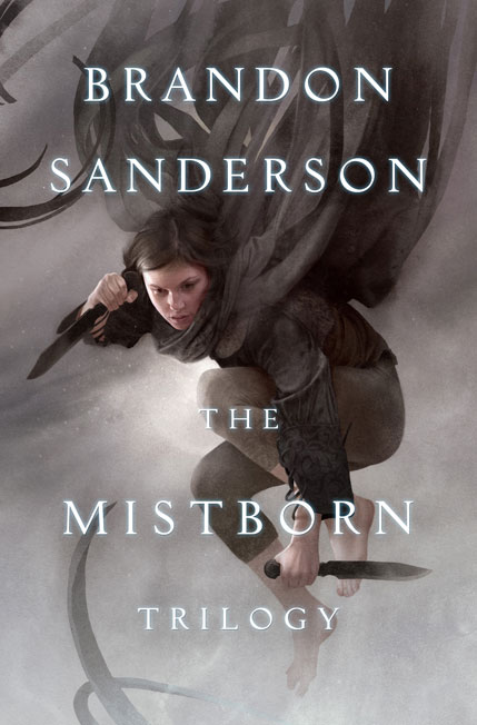 THE MISTBORN TRILOGY by Brandon Sanderson (eBook)