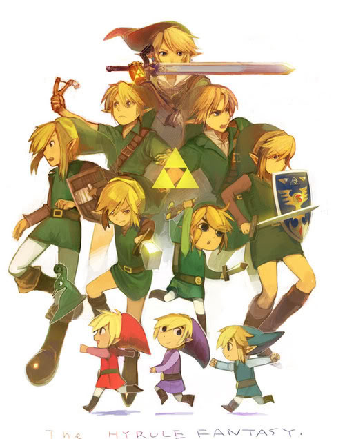 THE LEGEND OF ZELDA has never looked so good!