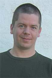 Daniel Abraham, author of THE DRAGON'S PATH