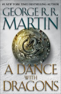 A DANCE WITH DRAGONS Release Date Announced