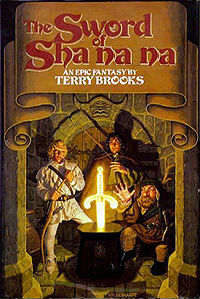 The Sword of Sha Na Na by Terry Brooks