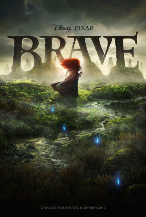 BRAVE, the new Pixar Movie