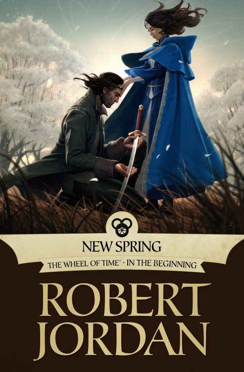 NEW SPRING by Robert Jordan (eBook Edition)
