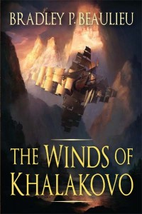 The Winds of Khalakovo by Bradley P. Beaulieu