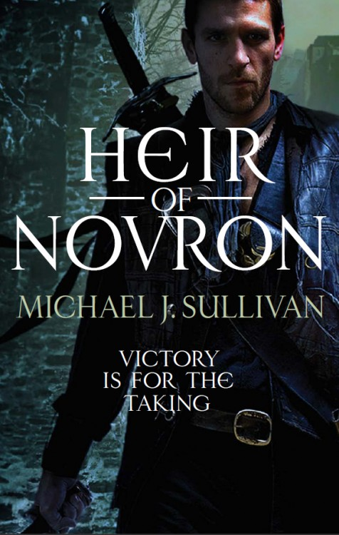 THE RIYRIA REVELATIONS by Michael J. Sullivan (UK Edition)