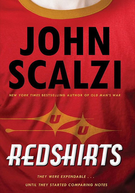 REDSHIRTS by John Scalzi
