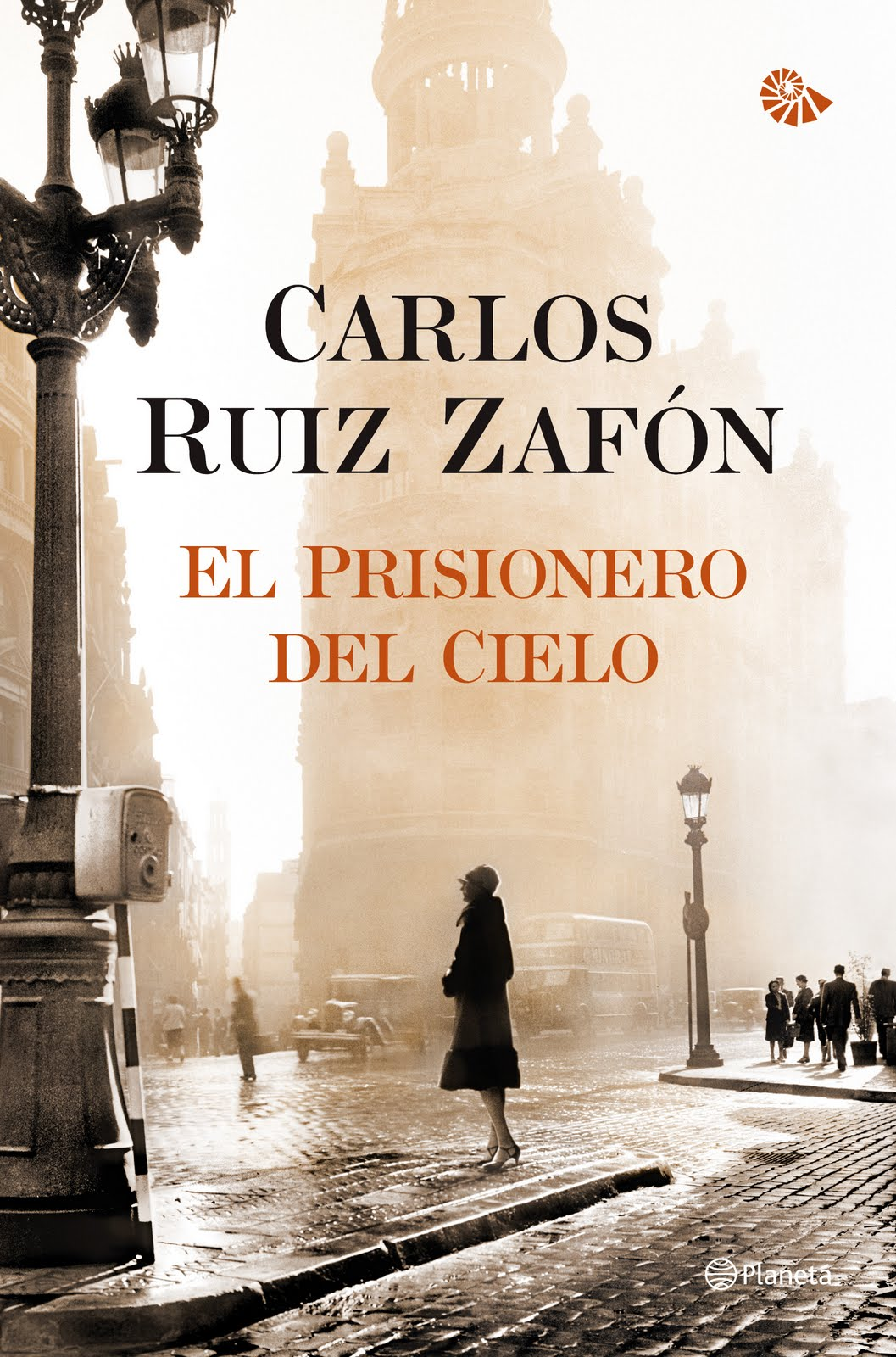 Cover Art & Synopsis | THE PRISONER OF HEAVEN by Carlos