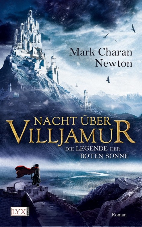 NIGHTS OF VILLJAMUR by Mark Charan Newton (German Edition)