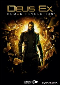 Deus Ex: Human Revolution, published by Square Enix