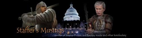Staffer's Musings, edited by Justin Landon