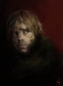 Game of Thrones, Tyrion by Anja Em