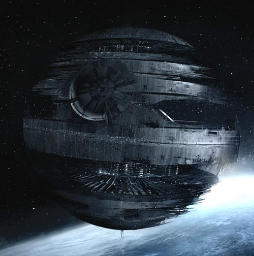The Death Star costs HOW much?