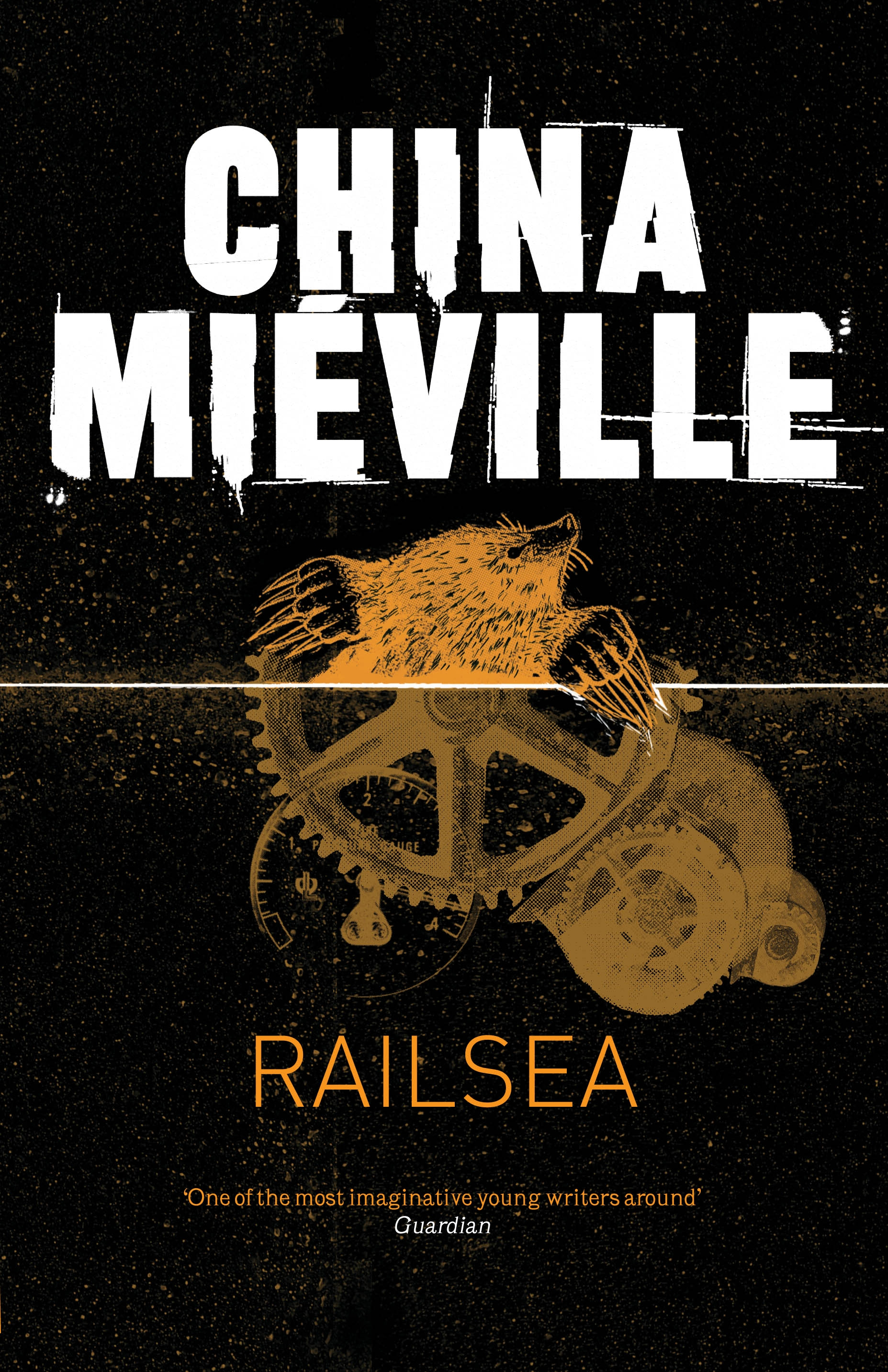 Railsea China Mieville