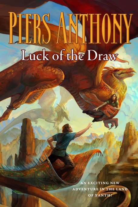 Luck of the Draw by Piers Anthony